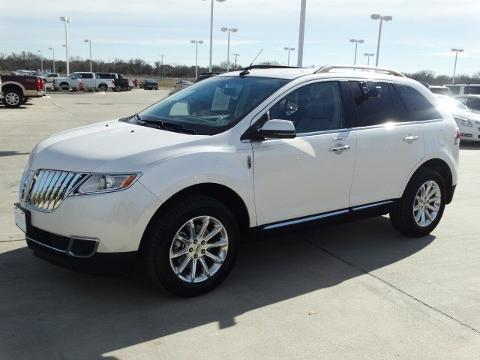 2012 Lincoln MKX Base SUV for sale in Temple for $26,371 with 22,413 miles.