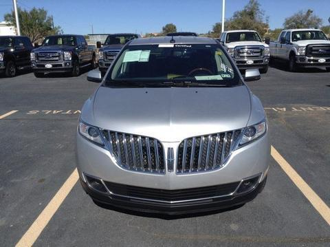 2013 Lincoln MKX Base SUV for sale in San Angelo for $29,988 with 55,011 miles.
