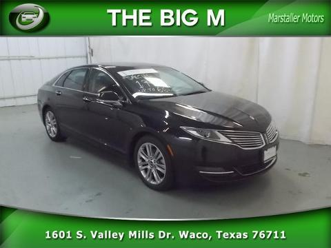 2013 Lincoln MKZ Base Sedan for sale in Waco for $24,987 with 31,558 miles.