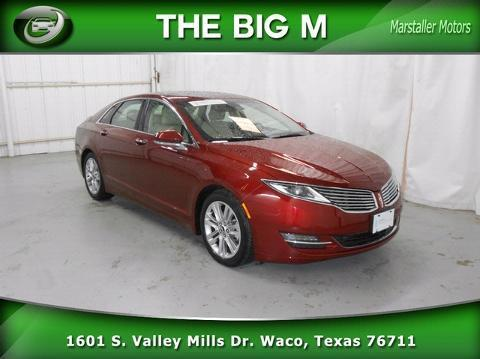 2014 Lincoln MKZ Hybrid Base Sedan for sale in Waco for $32,987 with 15,819 miles.