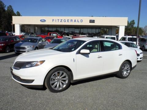 2013 Lincoln MKS Base Sedan for sale in Fitzgerald for $27,900 with 28,019 miles.