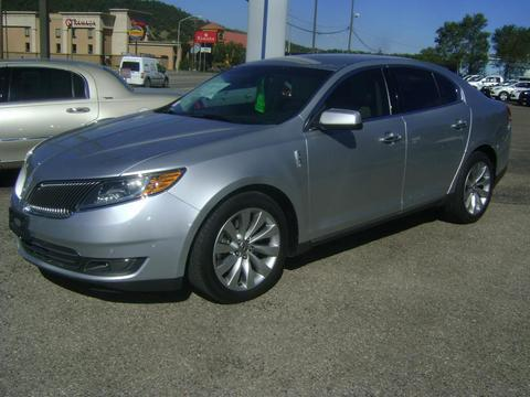 2013 Lincoln MKS Base Sedan for sale in Ruidoso for $25,757 with 17,995 miles.