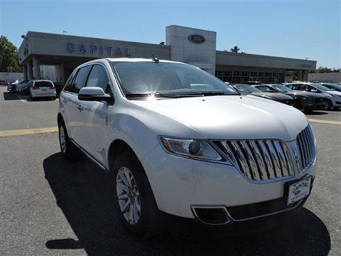 2012 Lincoln MKX Base SUV for sale in Wilmington for $27,825 with 33,650 miles