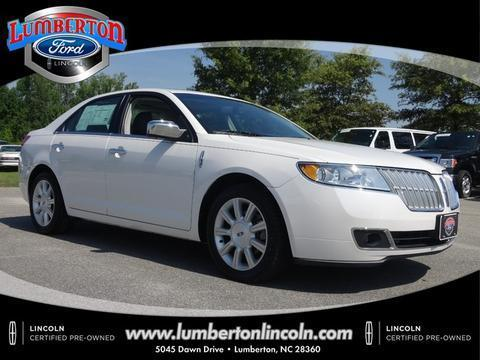 2010 Lincoln MKZ Sedan for sale in Lumberton for $22,279 with 26,478 miles.