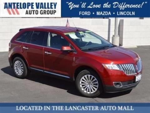 2013 Lincoln MKX Base SUV for sale in Lancaster for $29,294 with 29,553 miles.