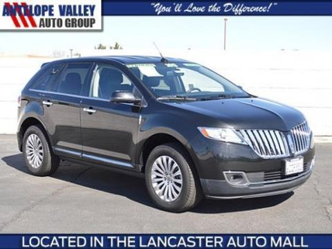 2013 Lincoln MKX Base SUV for sale in Lancaster for $30,960 with 24,782 miles.