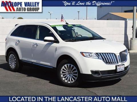 2013 Lincoln MKX Base SUV for sale in Lancaster for $28,774 with 29,693 miles