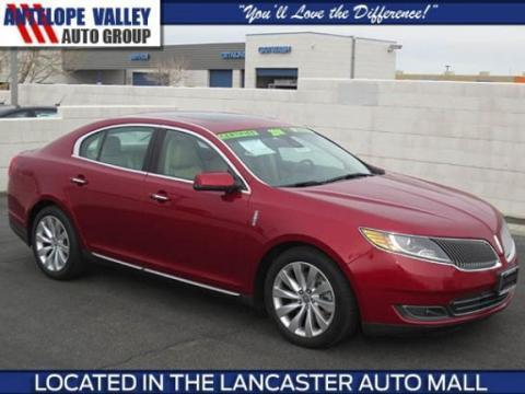 2014 Lincoln MKS Base Sedan for sale in Lancaster for $30,780 with 29,873 miles.