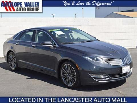 2013 Lincoln MKZ Base Sedan for sale in Lancaster for $27,723 with 35,336 miles