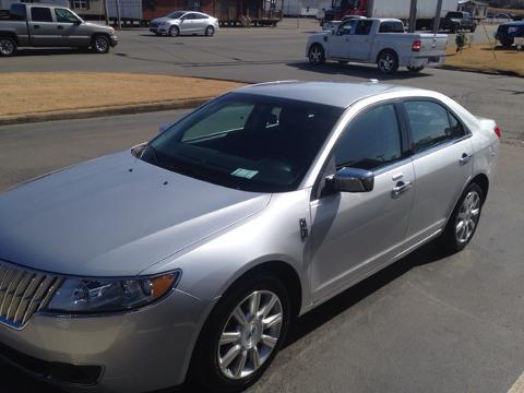 2012 Lincoln MKZ Base Sedan for sale in Muscle Shoals for $16,742 with 53,613 miles.