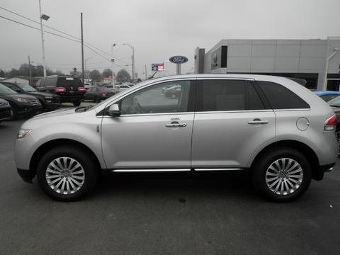 2013 Lincoln MKX Base SUV for sale in Muscle Shoals for $32,188 with 14 miles.