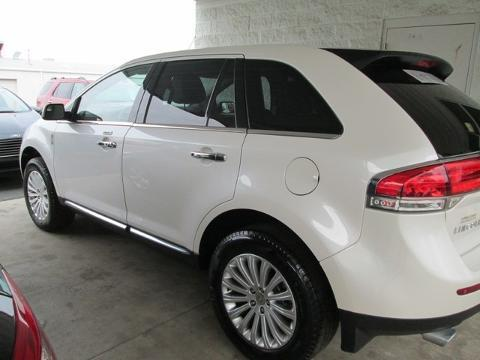 2013 Lincoln MKX Base SUV for sale in Muscle Shoals for $28,552 with 25,127 miles.