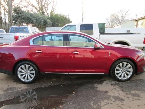 2014 Lincoln MKS Base Sedan for sale in Muscle Shoals for $27,245 with 34,155 miles.