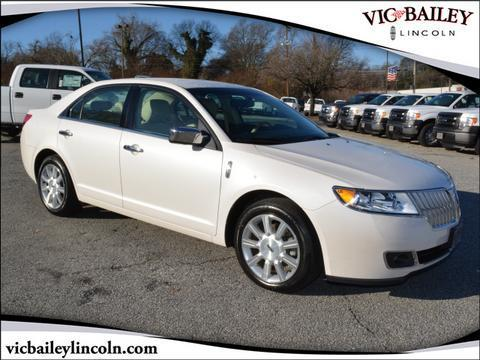 2012 Lincoln MKZ Base Sedan for sale in Spartanburg for $18,930 with 19,978 miles.