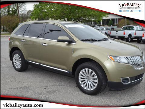 2013 Lincoln MKX Base SUV for sale in Spartanburg for $28,900 with 20,716 miles