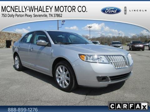 2012 Lincoln MKZ Base Sedan for sale in Sevierville for $19,995 with 36,790 miles