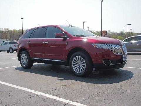 2013 Lincoln MKX Base SUV for sale in Henderson for $28,785 with 34,952 miles.