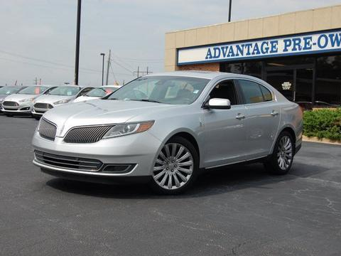 2013 Lincoln MKS Base Sedan for sale in Henderson for $29,995 with 31,831 miles.