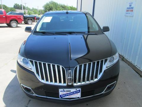 2013 Lincoln MKX Base SUV for sale in Ponca City for $29,988 with 31,863 miles.