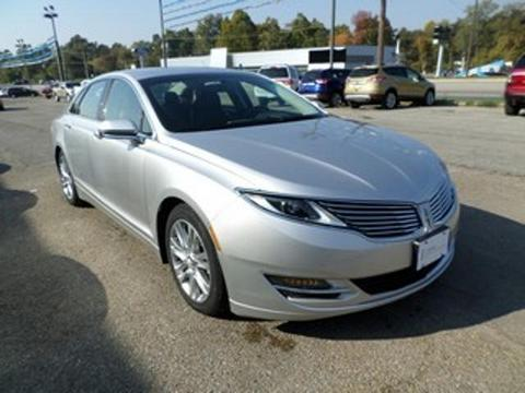 2013 Lincoln MKZ Base Sedan for sale in Dexter for $25,900 with 21,289 miles.