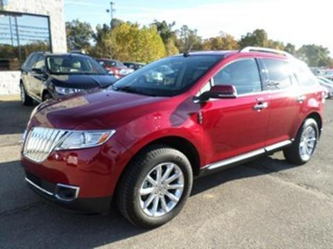 2014 Lincoln MKX Base SUV for sale in Dexter for $38,900 with 14,264 miles.