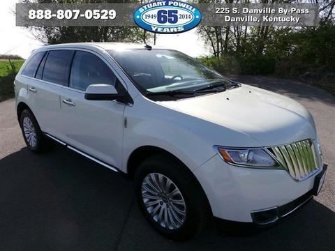 2013 Lincoln MKX Base SUV for sale in Danville for $29,000 with 34,578 miles.