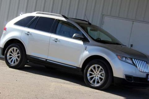 2013 Lincoln MKX Base SUV for sale in Lamar for $0 with 16,028 miles