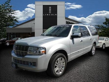 2011 Lincoln Navigator L SUV for sale in Huntington for $33,931 with 56,077 miles.