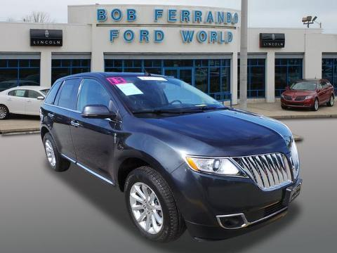 2013 Lincoln MKX Base SUV for sale in Girard for $36,999 with 13,505 miles.