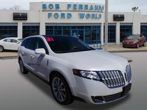 2012 Lincoln MKT EcoBoost Wagon for sale in Girard for $35,000 with 16,762 miles.