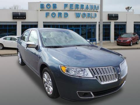 2012 Lincoln MKZ Base Sedan for sale in Girard for $20,999 with 13,810 miles.
