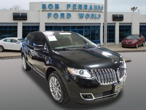 2013 Lincoln MKX Base SUV for sale in Girard for $33,900 with 17,039 miles.