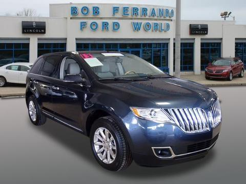 2013 Lincoln MKX Base SUV for sale in Girard for $33,500 with 19,077 miles