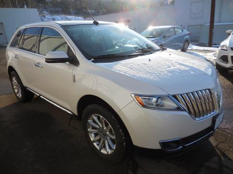 2012 Lincoln MKX Base SUV for sale in Vestal for $29,888 with 30,377 miles.