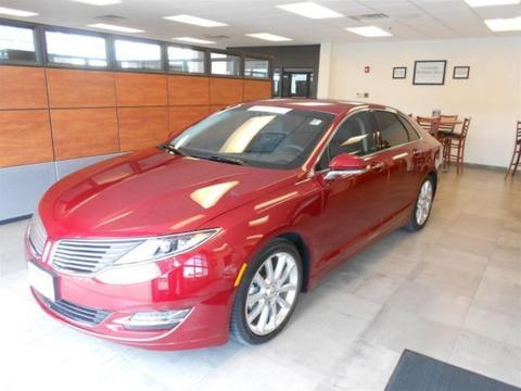 2014 Lincoln MKZ Base Sedan for sale in Sioux City for $30,998 with 3,364 miles.