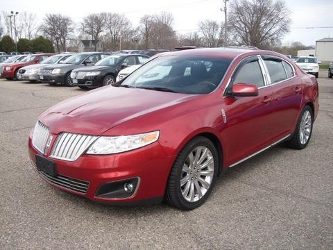 2011 Lincoln MKS Base Sedan for sale in Faribault for $23,995 with 53,615 miles