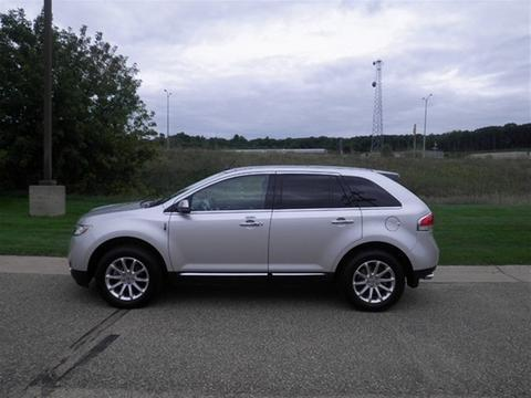 2013 Lincoln MKX Base SUV for sale in Eau Claire for $34,999 with 23,000 miles.