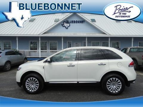 2013 Lincoln MKX Base SUV for sale in New Braunfels for $31,995 with 20,728 miles