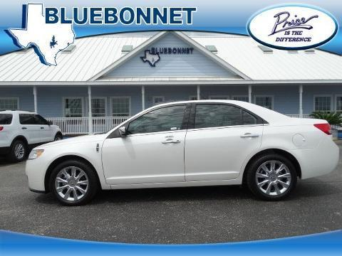 2012 Lincoln MKZ Base Sedan for sale in New Braunfels for $22,995 with 27,486 miles