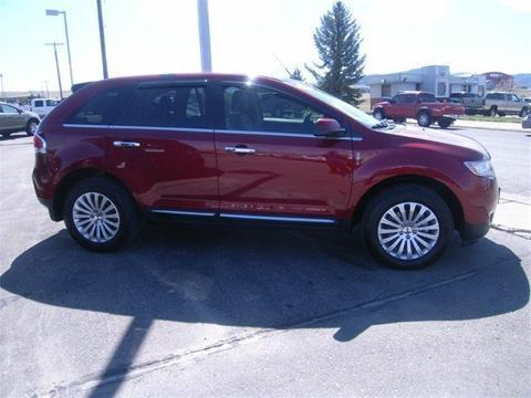 2013 Lincoln MKX Base SUV for sale in Helena for $35,721 with 14,560 miles