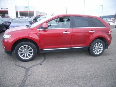 2011 Lincoln MKX Base SUV for sale in Helena for $25,981 with 43,793 miles.