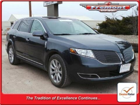 2013 Lincoln MKT EcoBoost Wagon for sale in Scottsbluff for $31,991 with 33,162 miles.