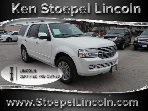 2012 Lincoln Navigator Base SUV for sale in Kerrville for $35,852 with 36,490 miles.