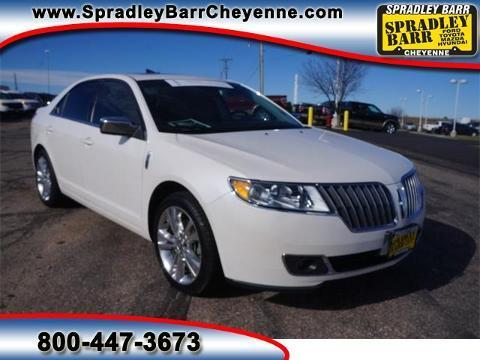 2012 Lincoln MKZ Base Sedan for sale in Cheyenne for $22,992 with 17,823 miles.
