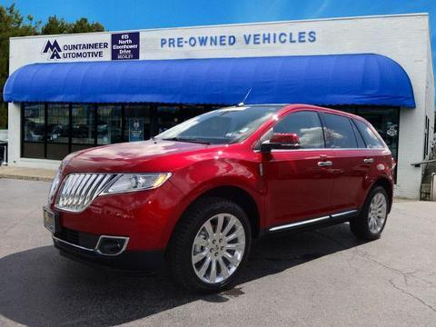 2013 Lincoln MKX Base SUV for sale in Beckley for $47,986 with 3,448 miles.