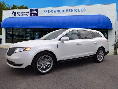 2014 Lincoln MKT EcoBoost Wagon for sale in Beckley for $38,986 with 17,230 miles.