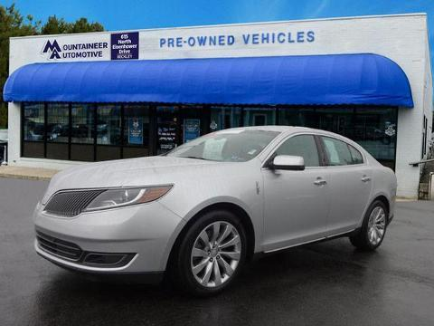 2014 Lincoln MKS Base Sedan for sale in Beckley for $33,986 with 15,493 miles.