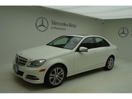 2013 Mercedes-Benz C-Class C300 Sedan for sale in Huntington for $30,991 with 23,667 miles