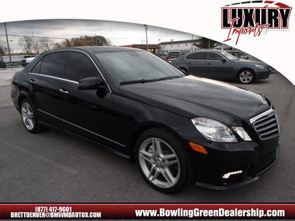 2011 Mercedes-Benz E-Class E550 Sedan for sale in Bowling Green for $39,998 with 25,849 miles.