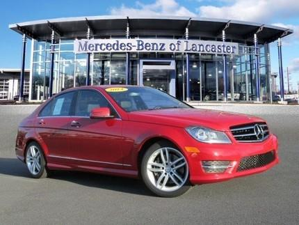 2014 Mercedes-Benz C-Class C300 4MATIC Sedan for sale in East Petersburg for $33,785 with 14,252 miles.